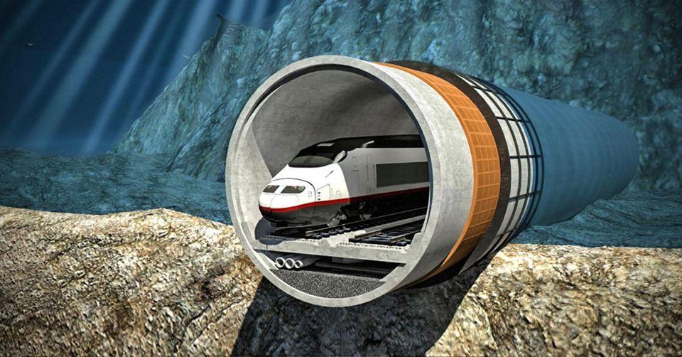 "Vesterbacka's Helsinki-Tallinn tunnel would ""not be profitable,"" rail historian says"