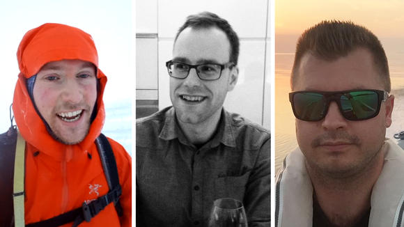 Kuvat kolmesta kadonneesta suomalaisesta Norjan tunturilla