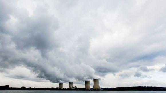 Cattenomissa, Ranskassa sijaitseva ydinvoimala.