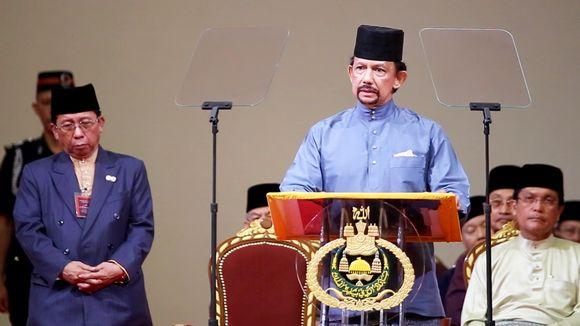 Brunein sulttaani Hassanal Bolkiah