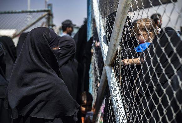 Al-Holin Isis-leiri