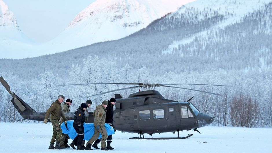Report: Finns who died in Norway triggered avalanche