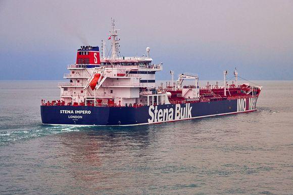 Stena Impero -tankkeri