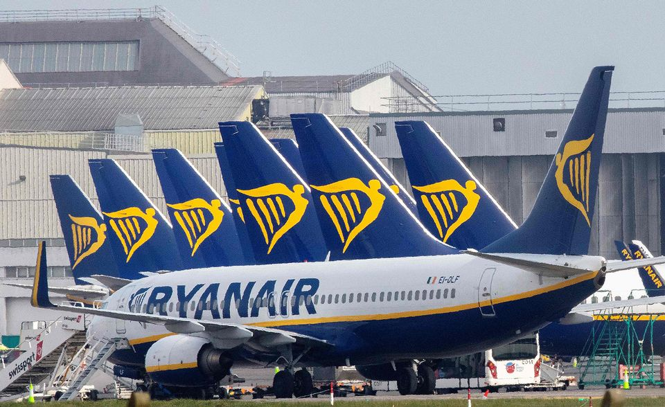 Ryanair passengers must pass temperature checks & wear masks