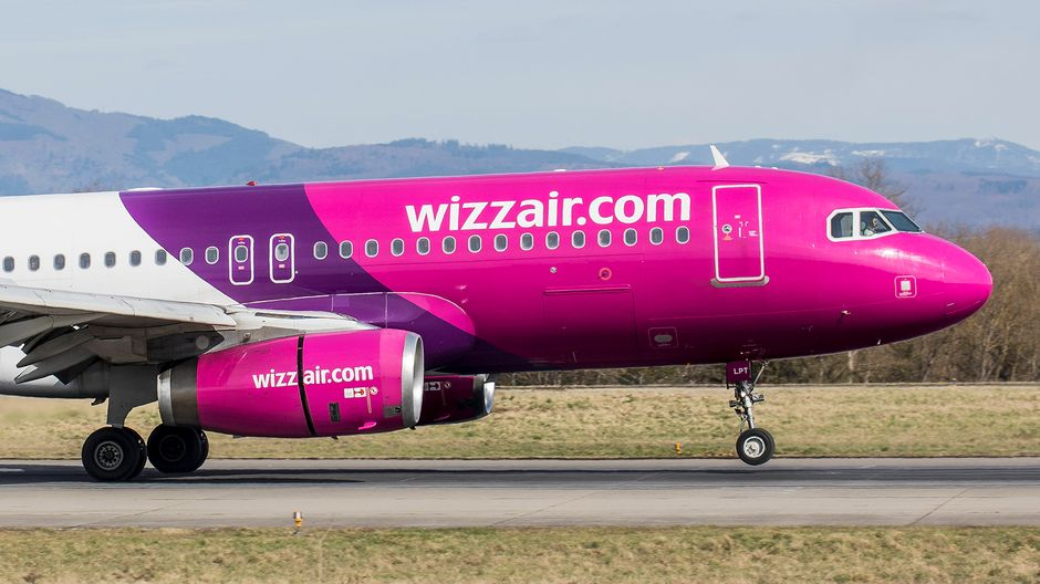 Wizzair Turku Lontoo