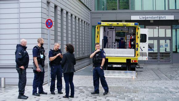 Alexei Navalnyi kuljetettiin Berliiniläiseen sairaalaan.