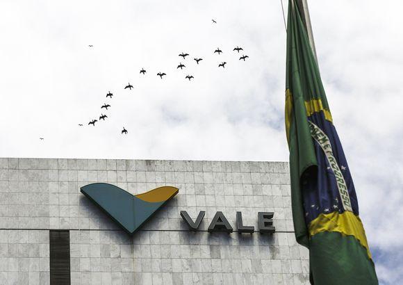 Vale -kaivosyhtiön pääkonttori Rio de Janeirossa.