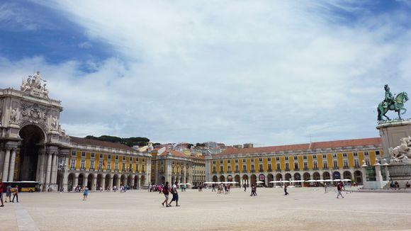 Portugalin pääkaupungissa Lissabonissa työllistää edelleen turismi, mutta maan pohjoisosissa ja maaseudulla työtilanne on vielä heikompi.