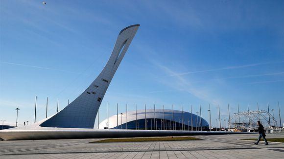 Sothsin Olympiapuisto.