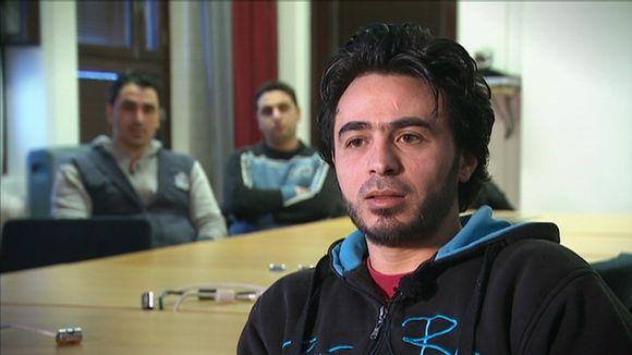 Syyrialainen rajaloikkari