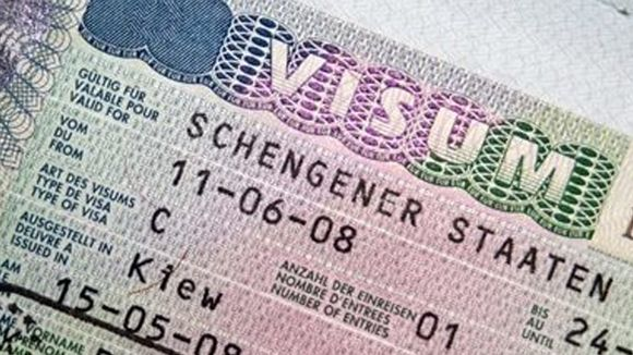 Shengen viisumi.
