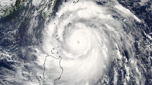 Taifuuni Meranti