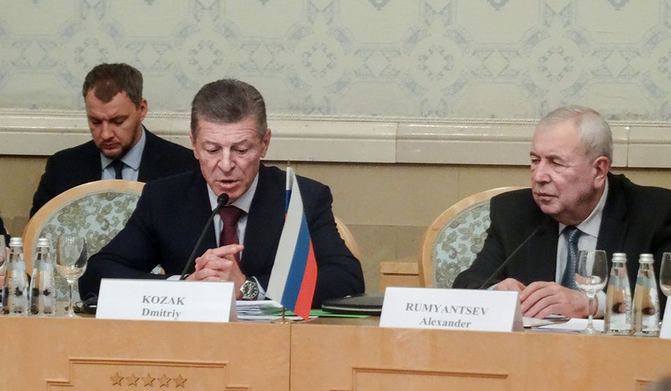 Finnish-Russian trade talks resume at ministerial level after 3-year ...