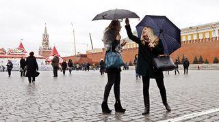 Moskovan Punainen tori.