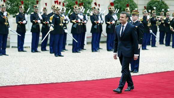 39-vuotias Emmanuel Macron on astunut virkaansa Ranskan uutena presidenttinä