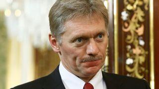 Presidentti Vladimir Putinin tiedottaja Dmitri Peskov