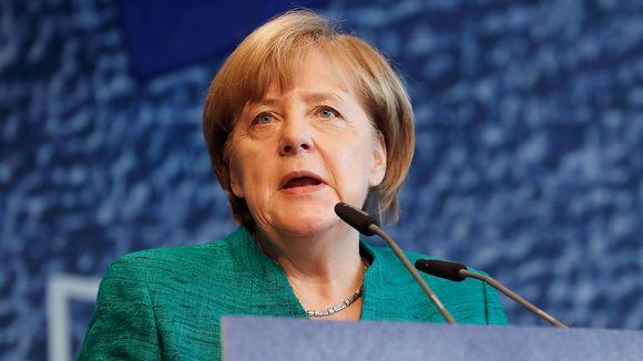 Видео: Angela Merkel