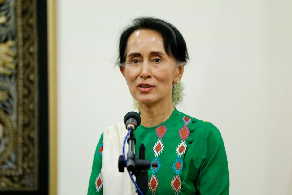 China says Myanmar, Bangladesh back its Rohingya proposal