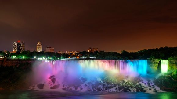 Niagaran putoukset