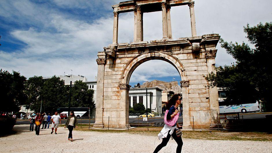 Hadrianuksen kaari Ateenassa