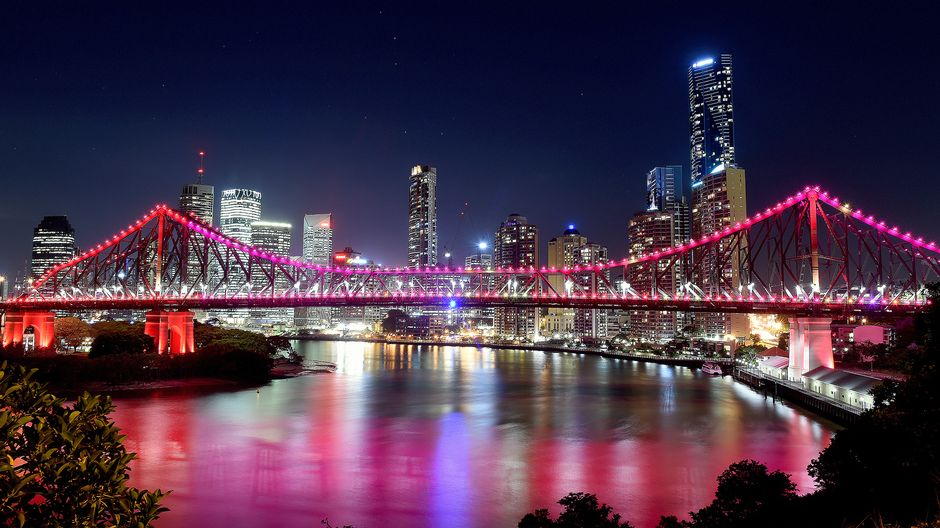 Story Bridge Brisbanessa.