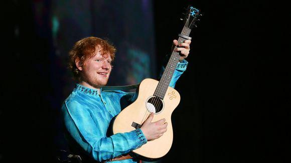 Видео: Ed Sheeran