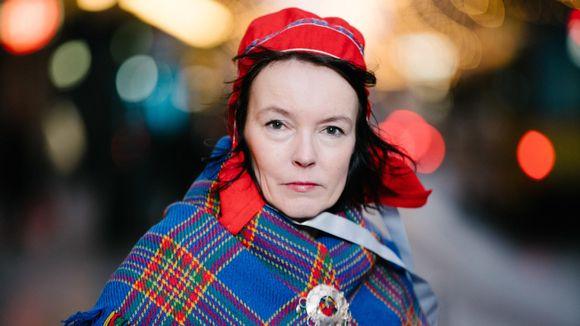 Marja Helander, Helsinki, 29.11.2018