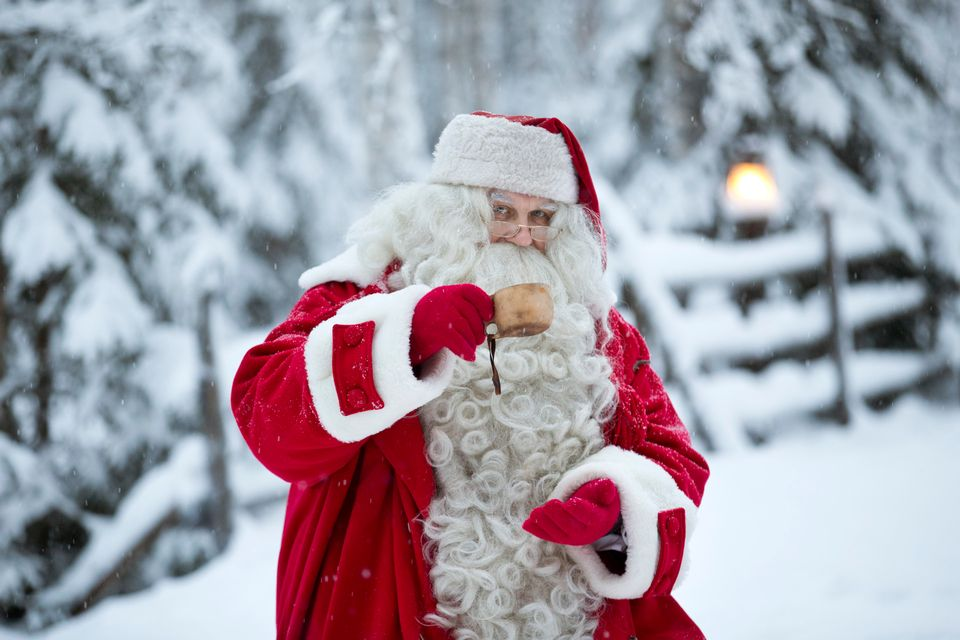 Even Santa Needs To Pay Taxes In Finland Yle Uutiset Yle Fi