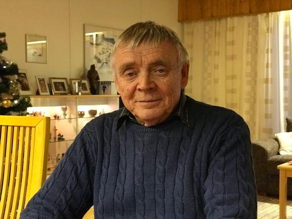 Yle Saamen entinen päällikkö Juhani Nousuniemi