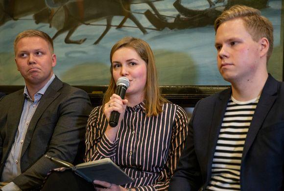 Nuorten vaalidebatt / Botta 08.01.2019