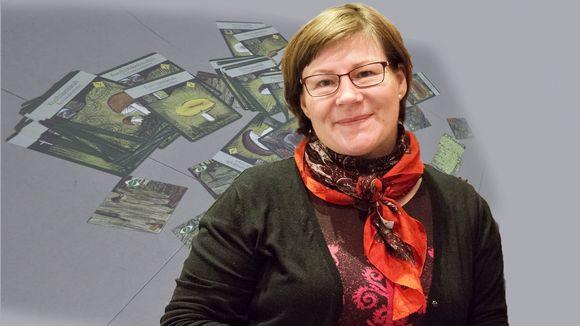 Jietna: Projektityöntekijä Petra Kuuva.