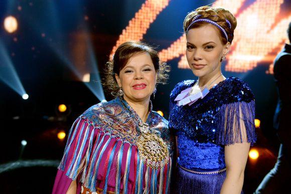 Jietna: Ulla Pirttijärvi-Länsman ja Hilda Länsman