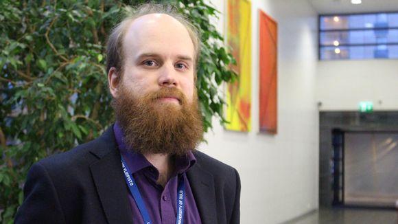 Jukka Mettovaara taan kiiđâ smk anarâškielâ máttááttijjee.