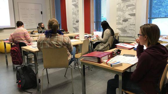 Pohjoissaamen jatkokurssi SOGSAKK 2018-19