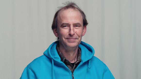 Koltansaamenkielinen toimittaja Erkki Gauriloff