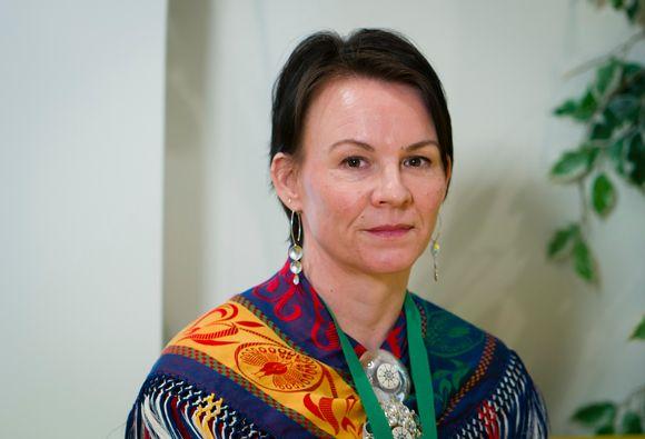 Utsjokelainen lääkäri Heidi Eriksen