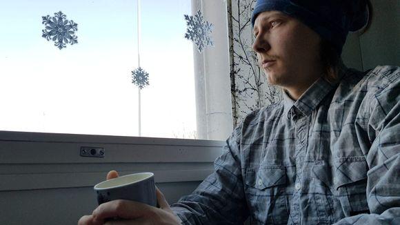 Ivalolainen Tuomas Kiprianoff.
