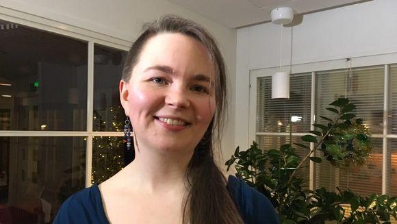 Anni Ahlakorpi.