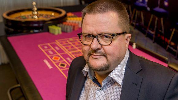 Hannu Rinkinen , vastuullisen rahapelaamisen päälikkö