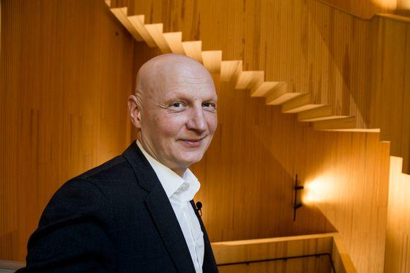 Jaakko Kurttila on digitalisaatiojohtaja Helsingin Yliopistossa.
