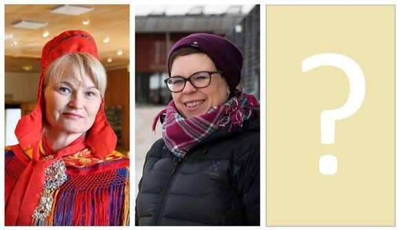 Saamelaiskäräjien kulttuurisihteeriksi hakivat Riitta Orti-Berg ja Riitta Lehtola sekä kolmas hakija, joka ei halua nimeään julkisuuteen