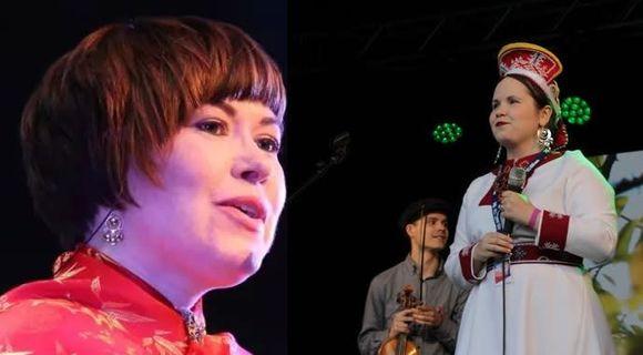 Heli Aikio ja Anna Lumikivi kisaavat Sami Gran Priixssä.