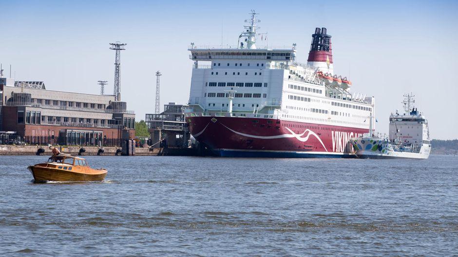 Viking Line Uutiset