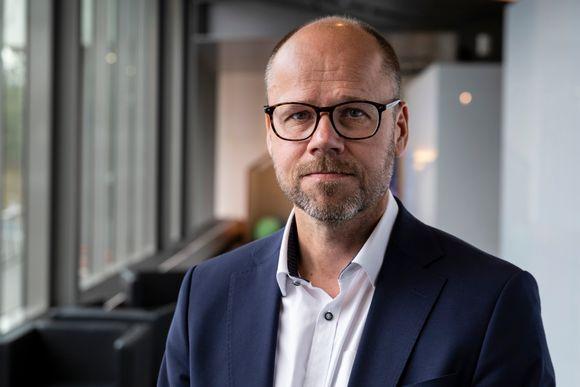 Antti Inkilä, johtaja, YIT