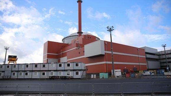 Olkiluoto 3 reaktorirakennus