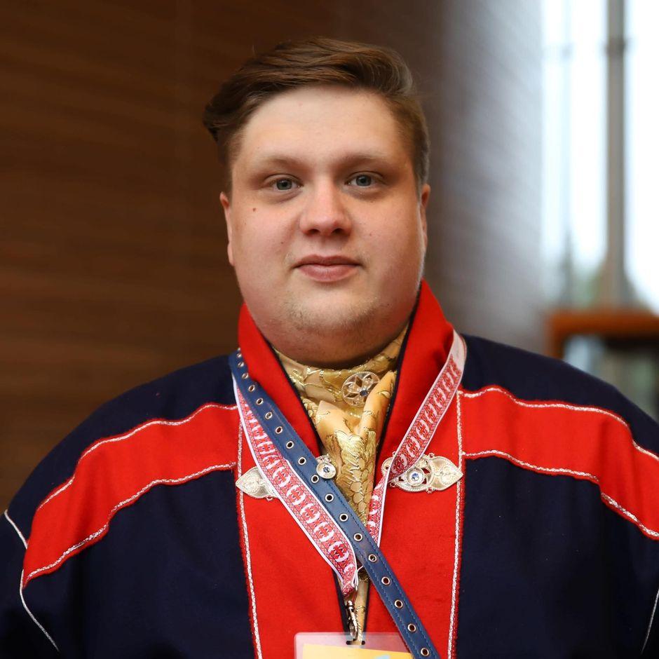 Mikkel Rasmus Logje