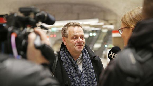 Helsinki Mayor not giving up on underground tunnel