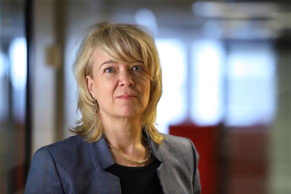 Kilpailu- ja kuluttajaviraston pääjohtaja Kirsi Leivo