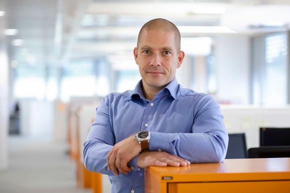 Turkka Kuusisto är chef för postens affärsavdelning och näthandel.