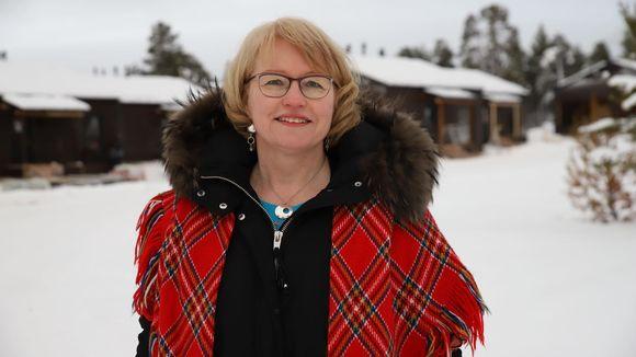 Marja Männistö, elinkeinojohtajan sijainen, Inarin kunta